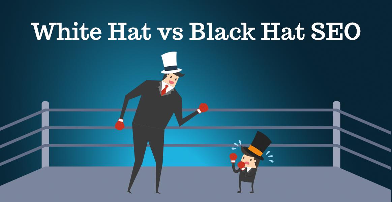 White Hat vs Black Hat SEO